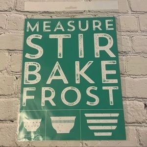 Chalk Couture Measure Stir Bake Frost Transfer